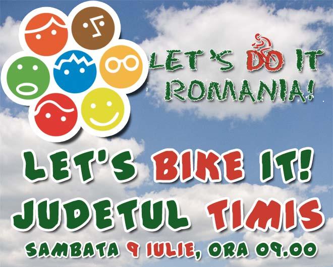 let's bike it timisoara timis
