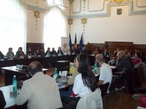 Joi, 5 aprilie 2012 - Sala Mare a Prefecturii, Cluj