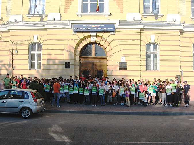 Let's Do It, Romania! 2012 Judetul Timis