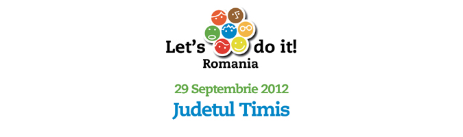 Let's Do It, Timis! 29 Septembrie 2012