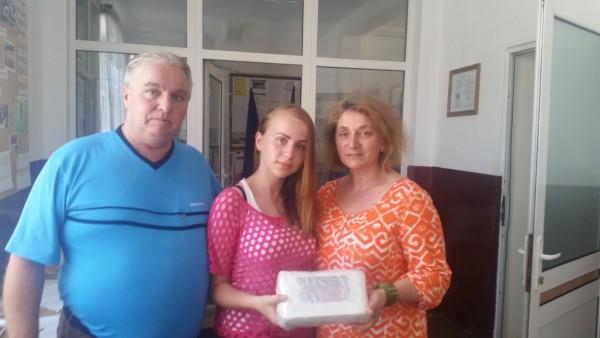 Berzescu Anca,Teregova