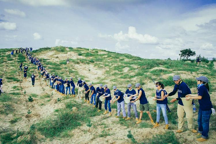 Marele Zid Verde China 2