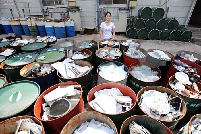 Un sat japonez reciclează 80% dintre deșeuri cu ajutorul locuitorilor săi