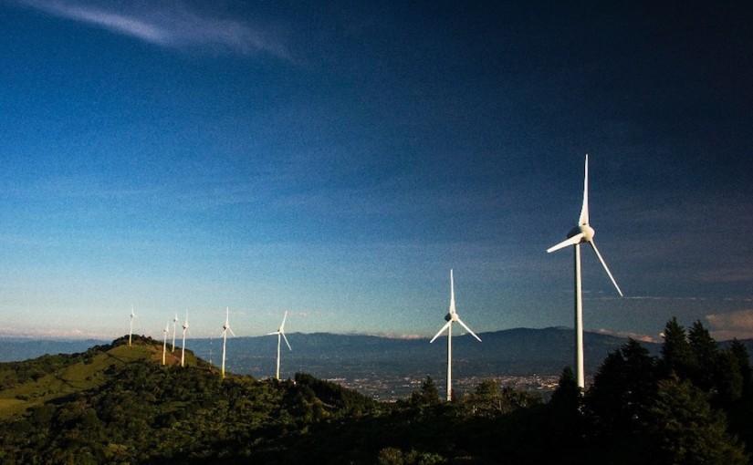 Costa Rica a folosit în 2015 energie regenerabilă în proporție de 99%