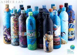 Asher-Jay-Sea-Speak-Sphere-Message-In-A-Bottle-Promo
