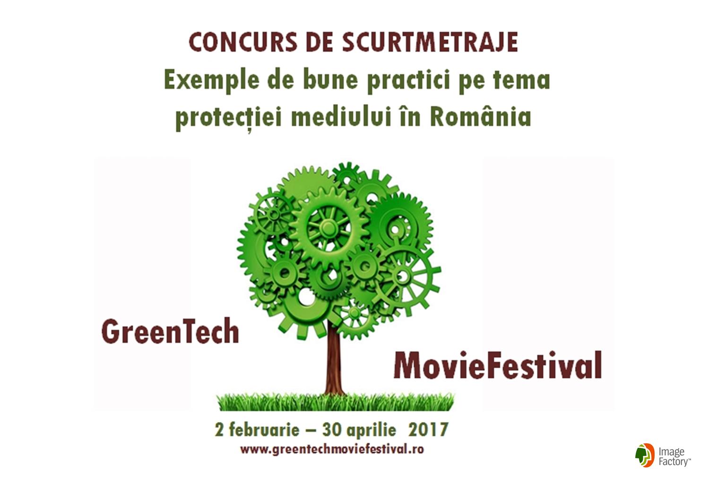 Concurs de scurtmetraje februarie - aprilie 2017